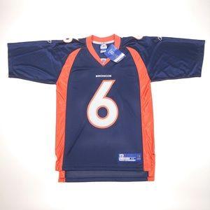 Denver Broncos Jay Cutler #6 Reebok Jersey ALTERED